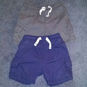 😎2 Carter's Shorts